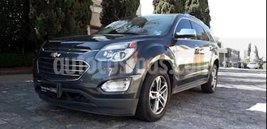 Foto venta Auto Seminuevo Chevrolet Equinox LTZ (2017) color Negro precio $330,000