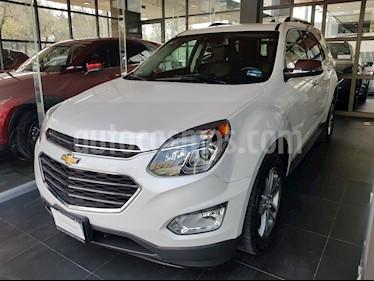 Foto venta Auto usado Chevrolet Equinox LTZ (2017) color Blanco precio $335,000