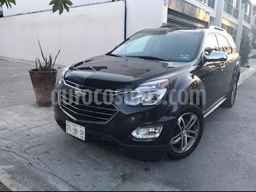 Foto venta Auto usado Chevrolet Equinox LTZ (2016) color Gris Oscuro precio $300,000