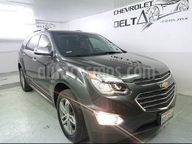 Foto venta Auto Seminuevo Chevrolet Equinox LTZ (2017) color Gris Carbono precio $336,900