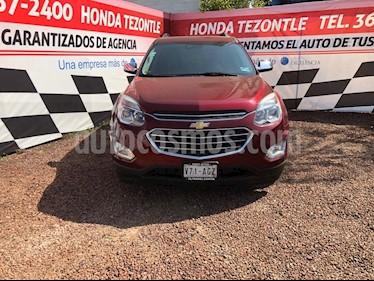 Foto venta Auto usado Chevrolet Equinox LTZ (2016) color Rojo precio $310,000