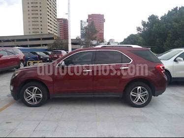 Foto venta Auto usado Chevrolet Equinox LTZ (2016) color Rojo precio $295,000