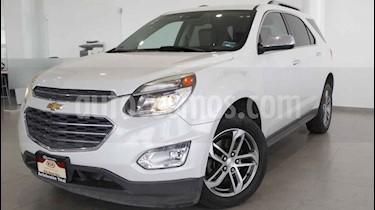 Foto venta Auto usado Chevrolet Equinox LTZ (2016) color Blanco precio $285,000