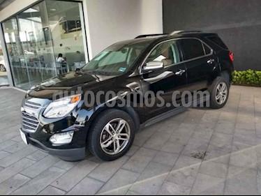 Foto venta Auto usado Chevrolet Equinox LTZ (2016) color Negro precio $277,500