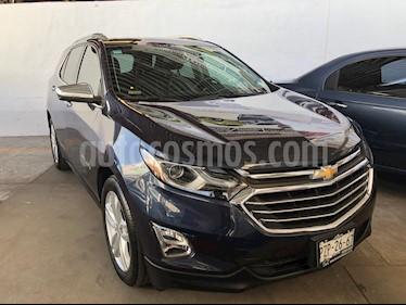 Foto venta Auto usado Chevrolet Equinox LTZ (2018) color Azul precio $430,000
