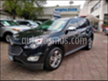 Chevrolet Equinox LTZ usado (2017) color Negro precio $305,000