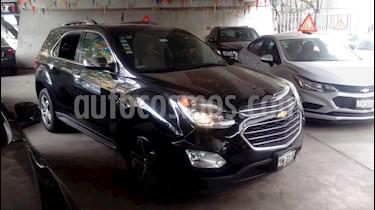Foto venta Auto usado Chevrolet Equinox LTZ (2016) color Negro precio $335,000