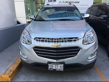 Foto Chevrolet Equinox LTZ usado (2016) color Plata precio $270,000