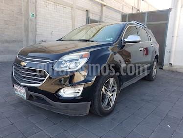 Foto venta Auto usado Chevrolet Equinox LTZ (2016) color Negro precio $320,000