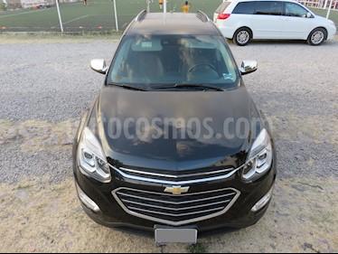 Foto venta Auto usado Chevrolet Equinox LTZ (2016) color Negro precio $325,000