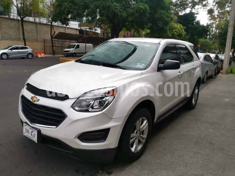 Foto Chevrolet Equinox LS usado (2016) color Blanco precio $214,000