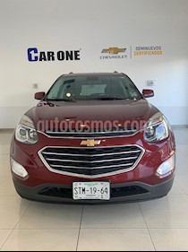 Chevrolet Equinox LT usado (2018) color Rojo precio $269,900