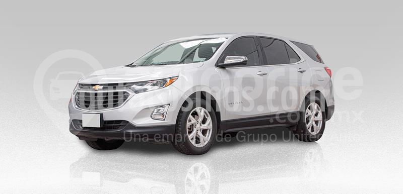 Chevrolet Equinox LT usado (2018) color Plata Dorado precio $330,000