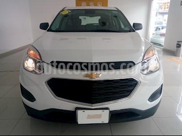 Chevrolet Equinox LS usado (2016) color Blanco precio $240,000