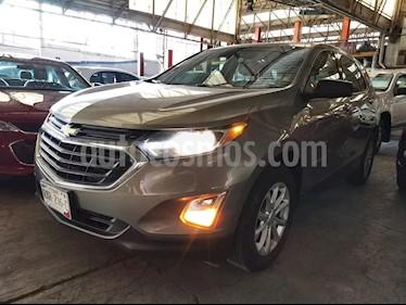 Chevrolet Equinox LS usado (2018) color Bronce precio $279,100