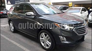 Chevrolet Equinox 5p Premier Plus L4/1.5/ T Aut usado (2019) color Gris precio $445,000