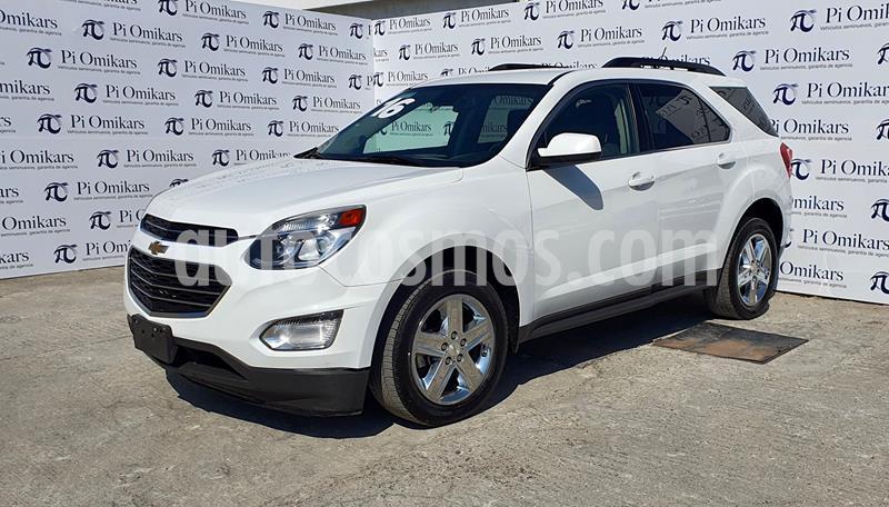 Chevrolet Equinox LT usado (2016) color Blanco precio $240,000