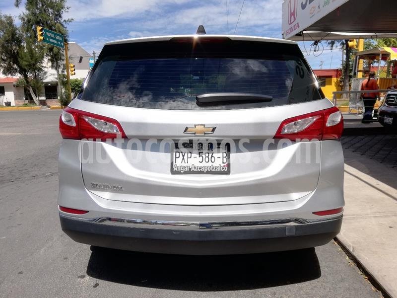 Chevrolet Equinox LS usado (2018) color Gris Carbono precio $297,000