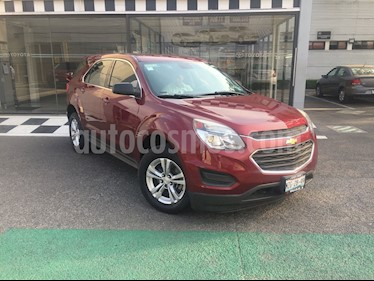 Chevrolet Equinox LTZ usado (2016) color Rojo precio $248,000