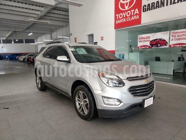 Chevrolet Equinox LT usado (2017) color Plata Dorado precio $250,000