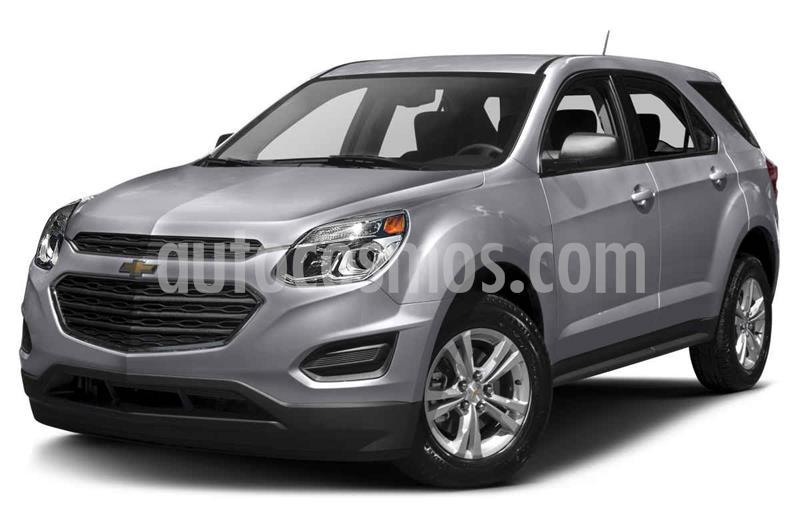 Chevrolet Equinox Premier usado (2017) color Gris precio $295,400