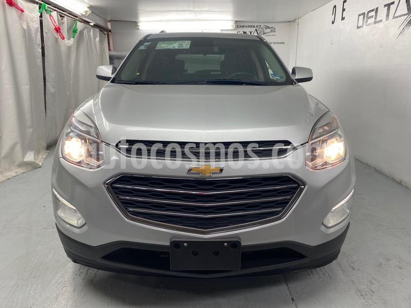 Chevrolet Equinox LT usado (2017) color Plata precio $250,000