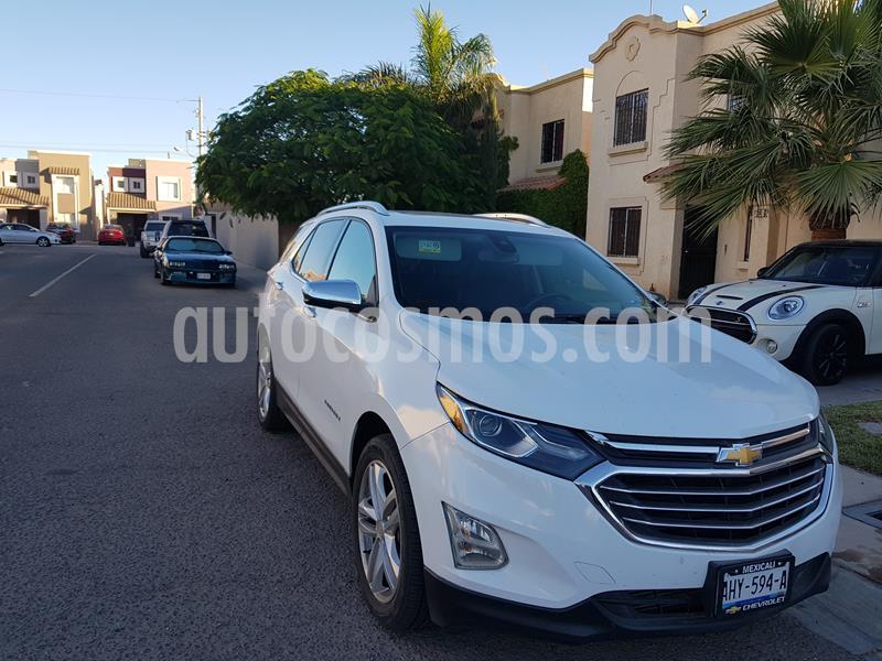 Chevrolet Equinox Premier usado (2018) color Blanco precio $415,000