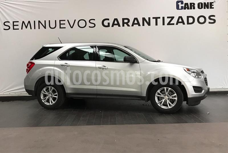 Chevrolet Equinox LS usado (2017) color Plata precio $249,900