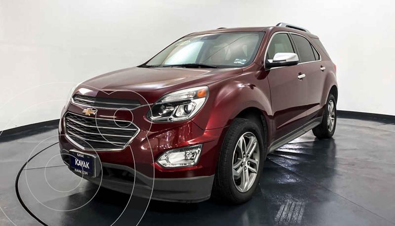 Chevrolet Equinox LTZ usado (2016) color Rojo precio $262,999