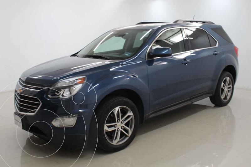Foto Chevrolet Equinox LT usado (2017) color Azul precio $315,000