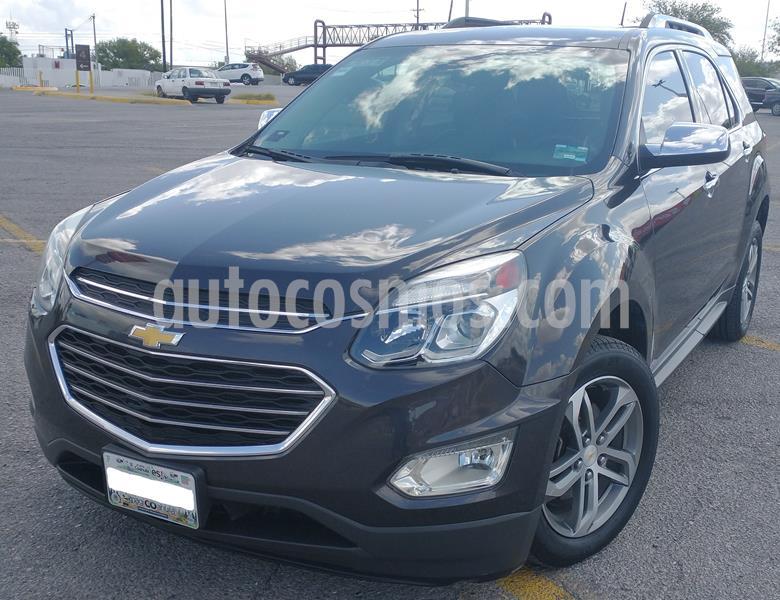 Chevrolet Equinox LTZ usado (2016) color Gris Oscuro precio $265,000