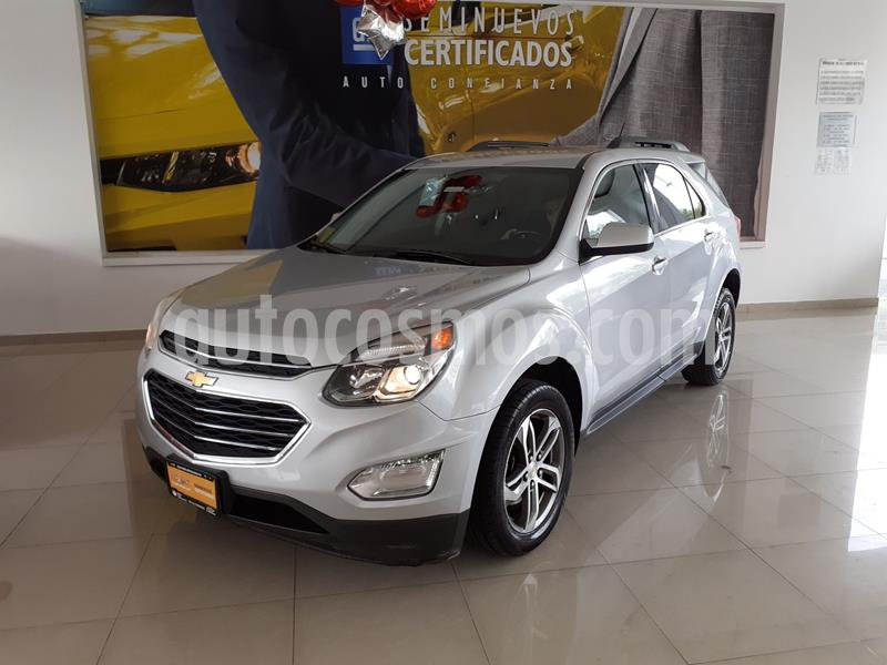 Chevrolet Equinox Premier usado (2017) color Plata Dorado precio $290,000