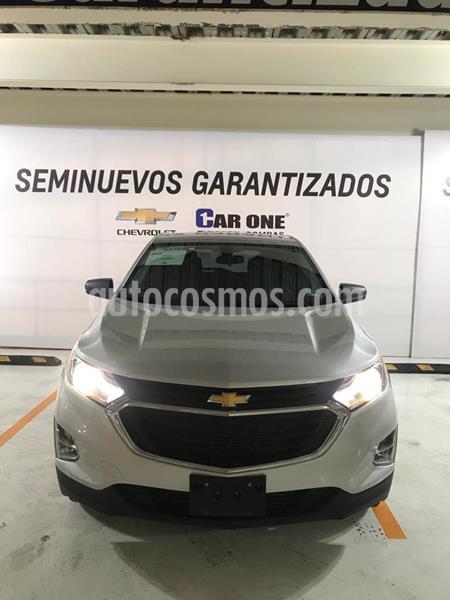 Chevrolet Equinox LS usado (2018) color Plata precio $290,000