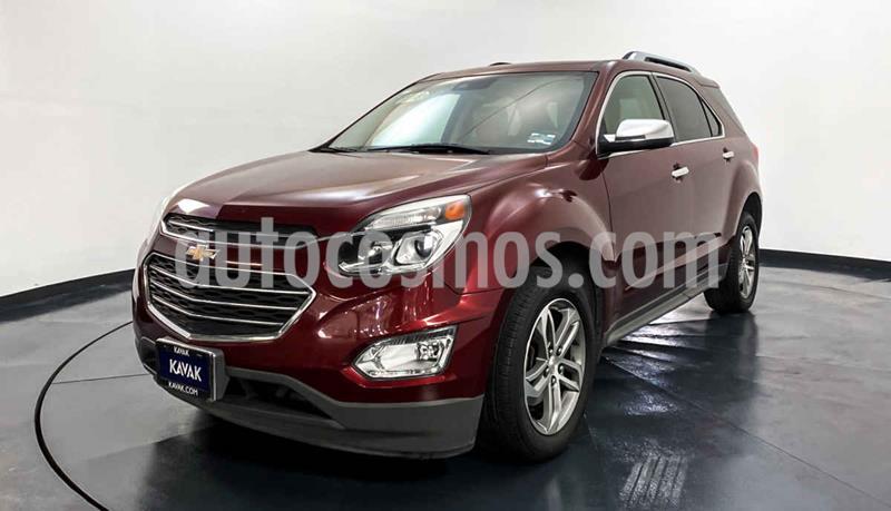 Chevrolet Equinox LTZ usado (2016) color Rojo precio $277,999