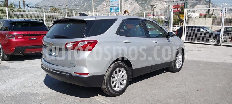 Chevrolet Equinox LS usado (2018) color Plata Dorado precio $340,000