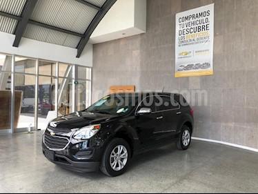 Chevrolet Equinox LS usado (2017) color Negro precio $265,000