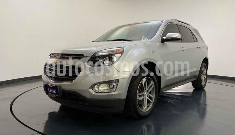 Chevrolet Equinox Premier usado (2017) color Plata precio $309,999