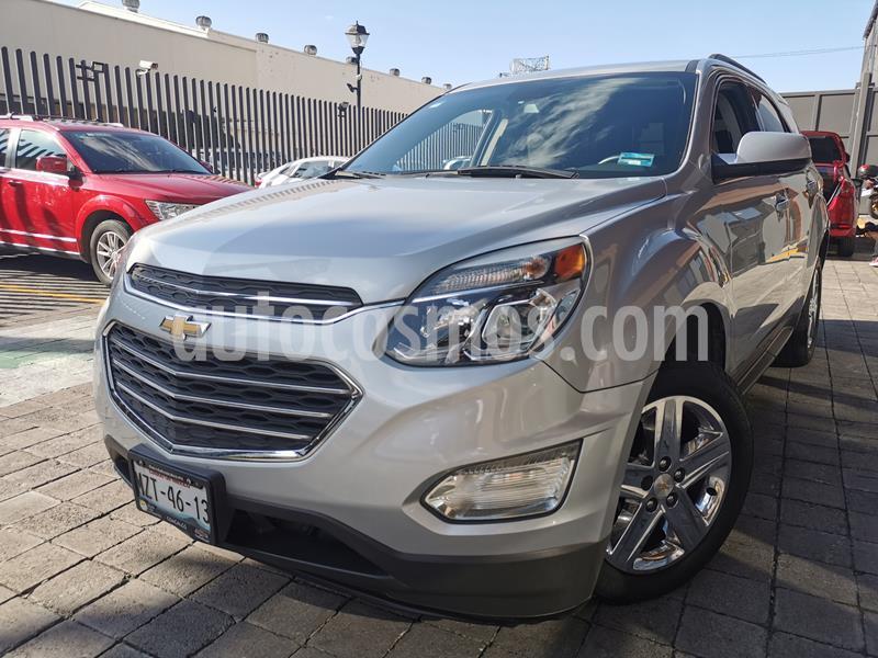 Chevrolet Equinox LT usado (2016) color Plata precio $240,000
