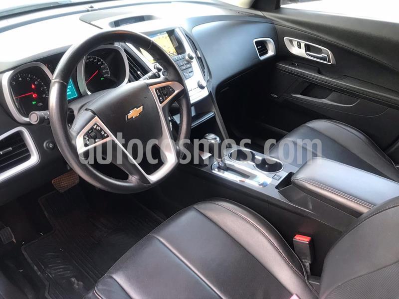 Chevrolet Equinox LTZ usado (2017) color Plata precio $295,000