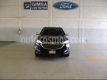 Chevrolet Equinox Premier usado (2018) color Negro precio $380,000