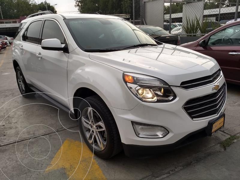 Foto Chevrolet Equinox LT usado (2017) color Blanco precio $275,000