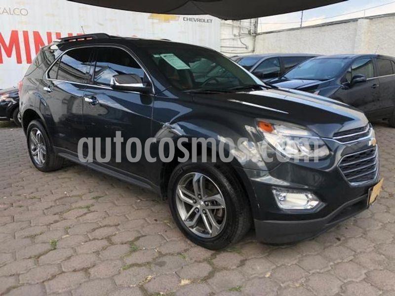 Chevrolet Equinox Premier usado (2017) color Gris precio $302,000