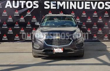 Chevrolet Equinox LS usado (2016) color Azul Atlanta precio $249,000