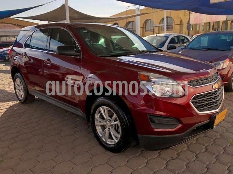 Chevrolet Equinox Premier usado (2017) color Rojo precio $255,000