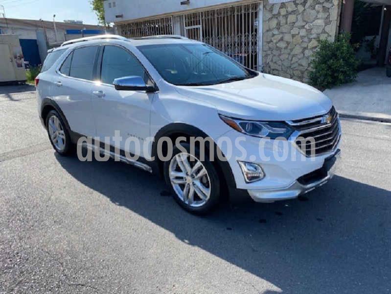 Chevrolet Equinox Premier usado (2018) color Blanco precio $341,000