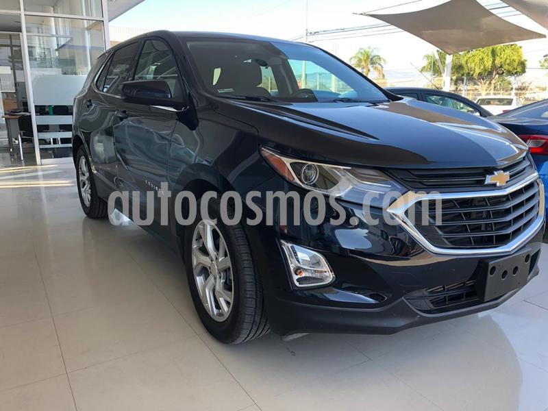 Chevrolet Equinox LT usado (2020) color Azul Oscuro precio $492,000