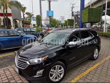 Chevrolet Equinox Premier usado (2018) color Negro precio $429,000