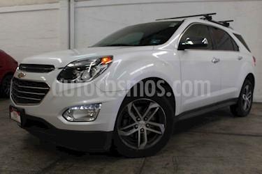 Chevrolet Equinox 4p LTZ L4/2.4 Aut usado (2016) color Blanco precio $289,000