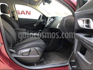 Chevrolet Equinox LT Paq. B usado (2016) color Rojo precio $280,000