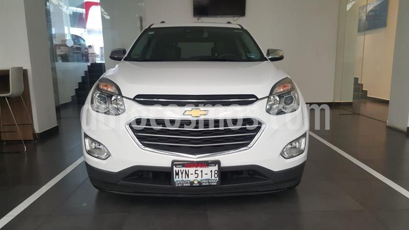 Chevrolet Equinox LTZ usado (2016) color Blanco precio $279,900